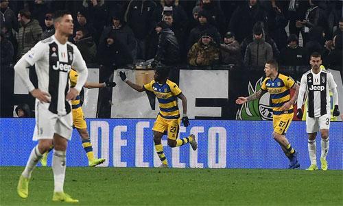 Juventus 3-3 Parma