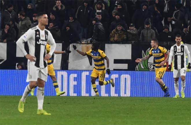 Gervinho lập cú đúp cho Parma